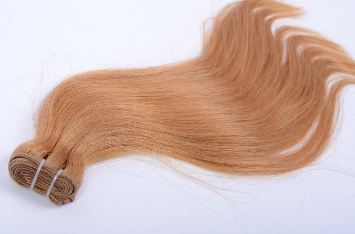 Где сшить волосы в трессы 27