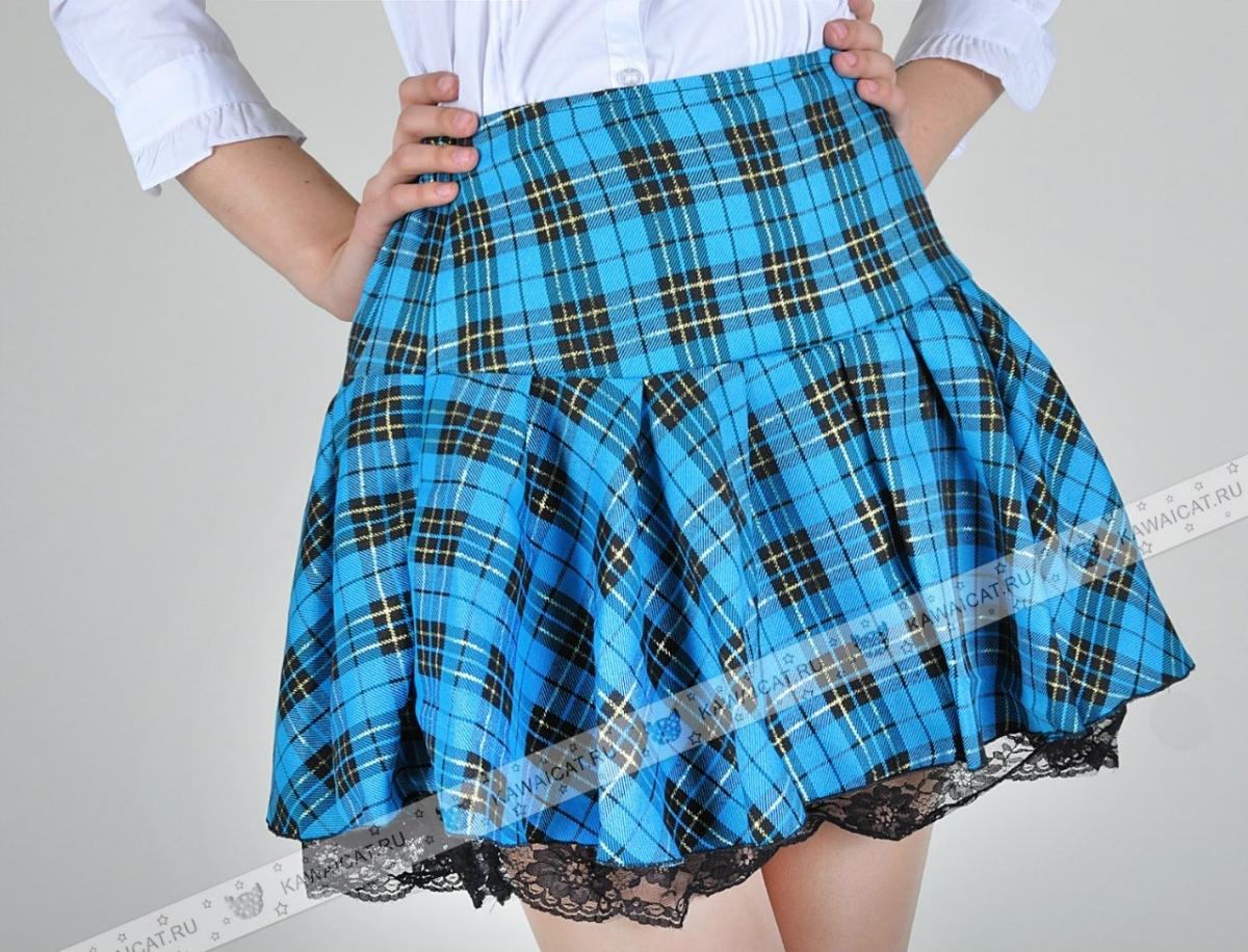 Как сшить юбку в складку своими руками, результат вас удивит 15