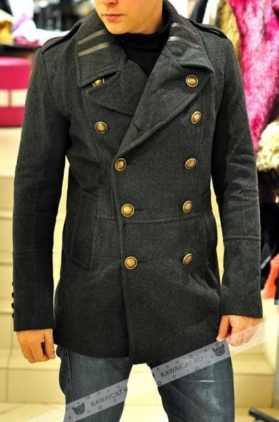Куртка из шинели