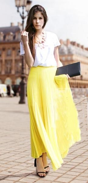 Гофрированная юбка доставка