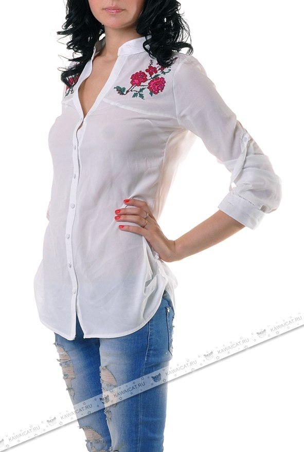 Женские Блузки И Рубашки Магазин В Самаре