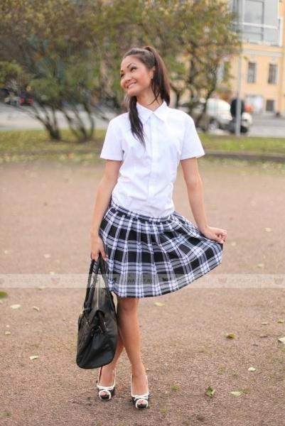 Японская блузка доставка