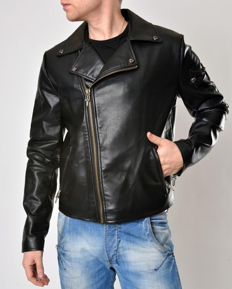 Купить Мужская Куртку Косуху