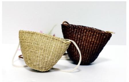 Сумка соломенная mini bag купить за 150 руб. в интернет-магазине kawaicat.ru ca44ed777fc