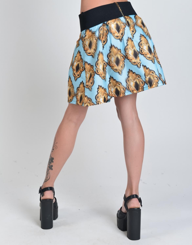 Выкройка юбки-тюльпан от Анастасии Корфиати 35