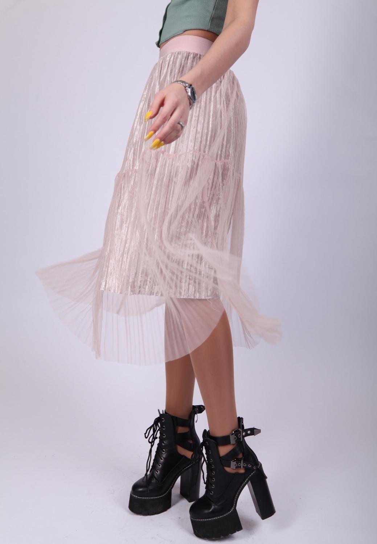 Купить юбку из сетки в спб