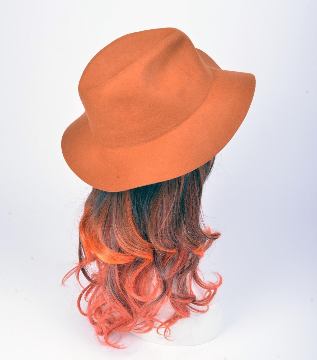 Шляпа Федора Купить Женская